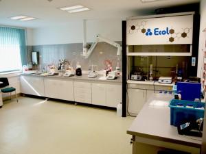 laboratorium olejowe Ecol