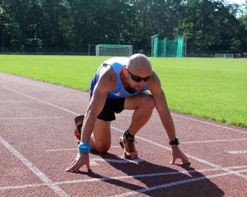 Biegnę, bez barier, bez granic – TCS New York Marathon - Marcin Grabiński