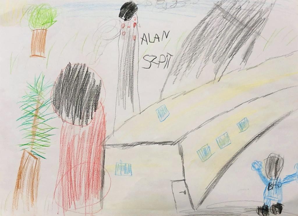 Alan, 6 lat