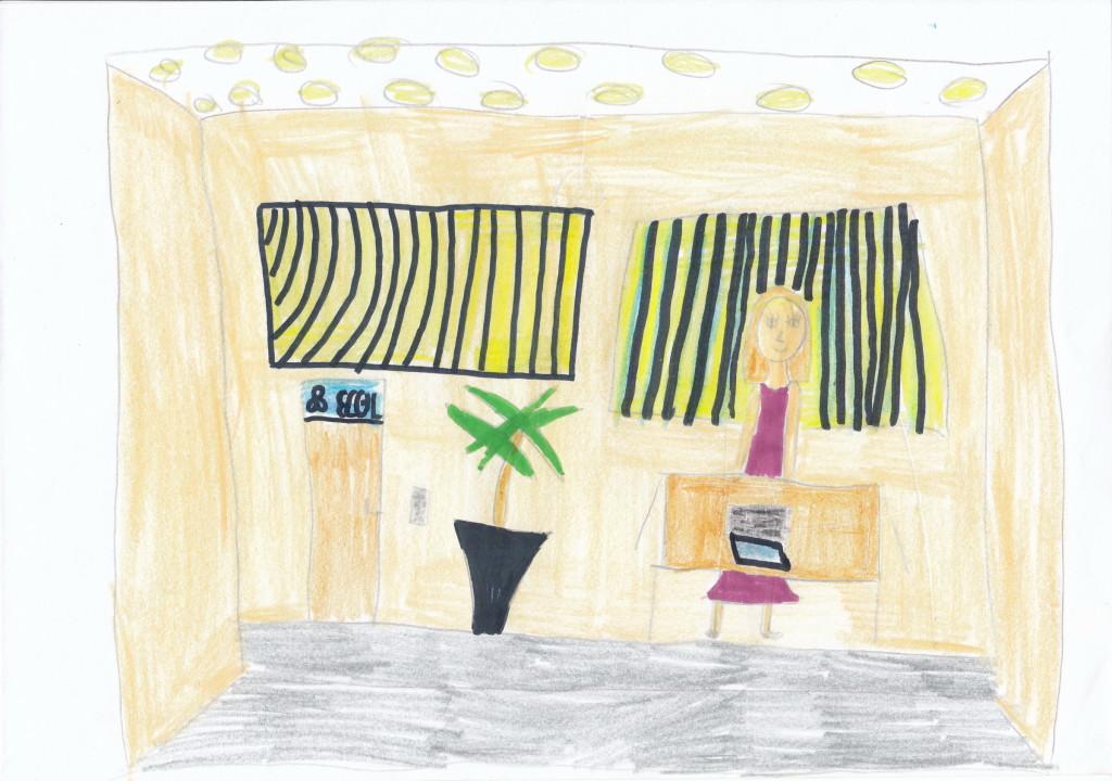 Wiktoria, 7 lat
