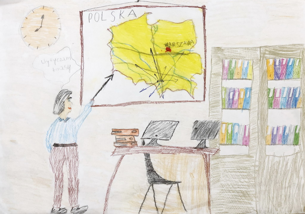 Wiktoria, 9 lat
